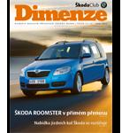 Dimenze - ŠkodaClub magazín